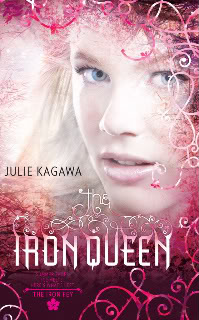 Iron Queen Book Review, Iron Fey Series, Julie Kagawa, Teen Novels