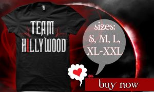 The Hillywood Show, Twilight Saga, tshirt, teen style