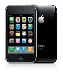 iPhone 3GS, teen birthday present
