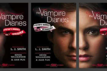Win a Copy of Stefan's Diaries in Celebration for Season 4 of The Vampire Diaries