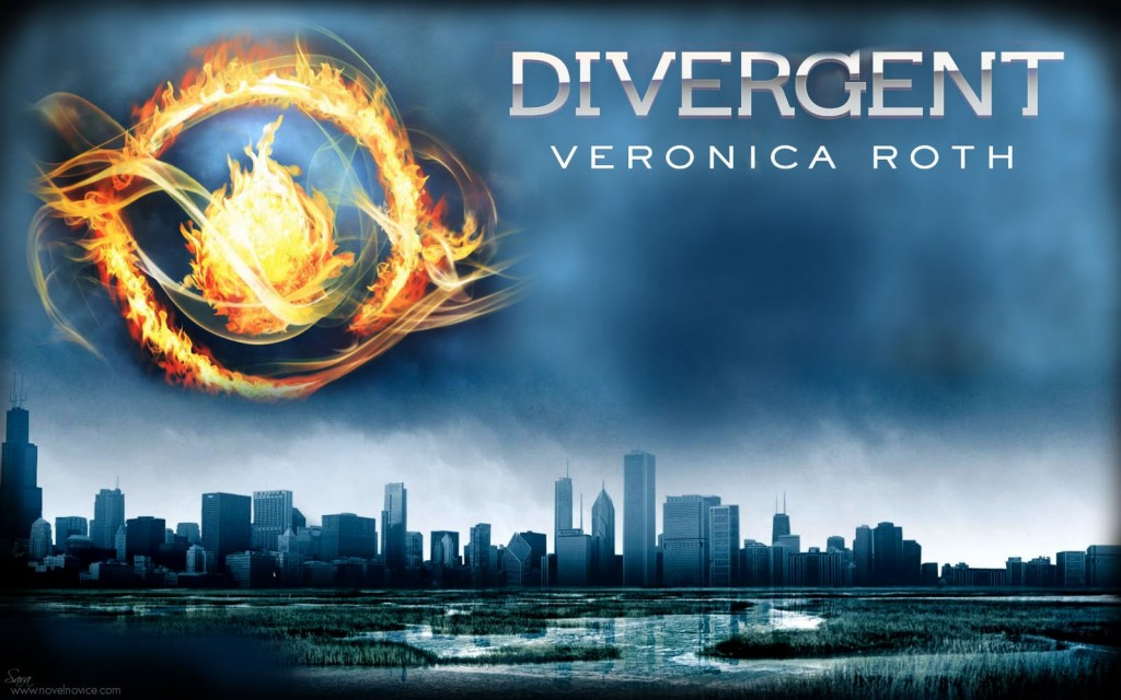 Divergent book series tumblr