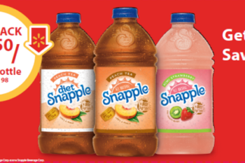 Make Time for Snapple