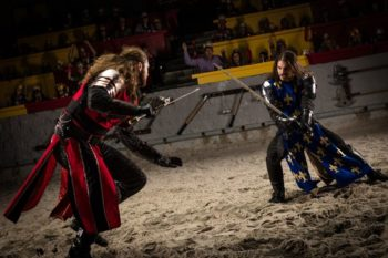 Family Night at Medieval Times – Dallas, Texas
