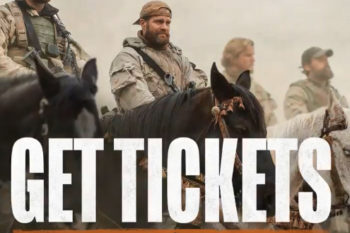 12 Strong Movie – My Review