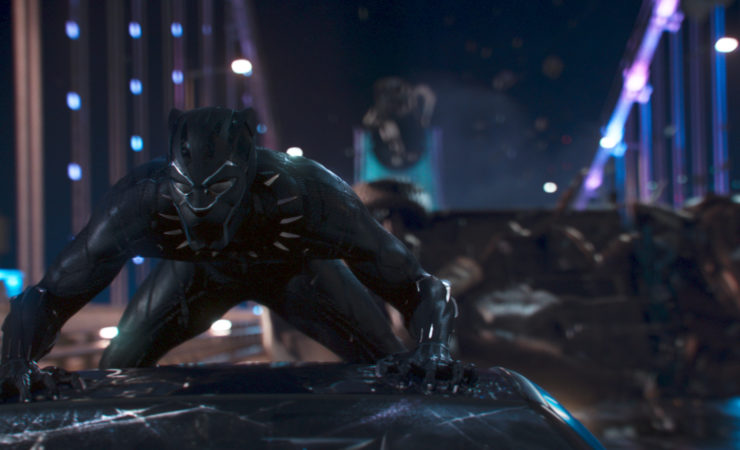 Marvel Studios' BLACK PANTHER – In Theaters Soon