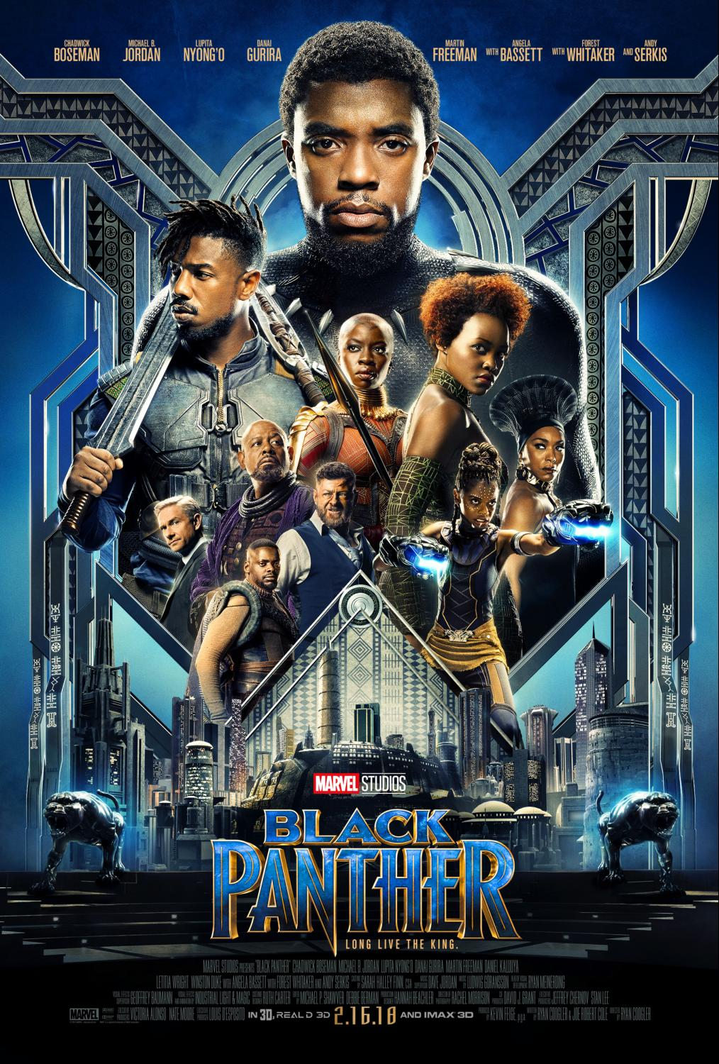 Marvel Studios' BLACK PANTHER - In Theaters Soon