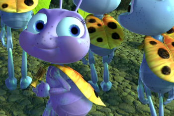 A Bug's Life Disney Bounding – Dot