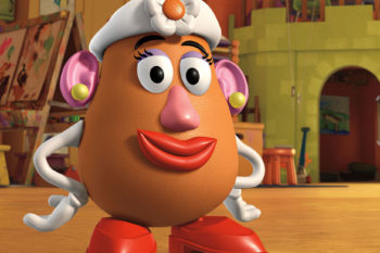 Toy Story 2 Disney Bounding – Mrs. Potato Head