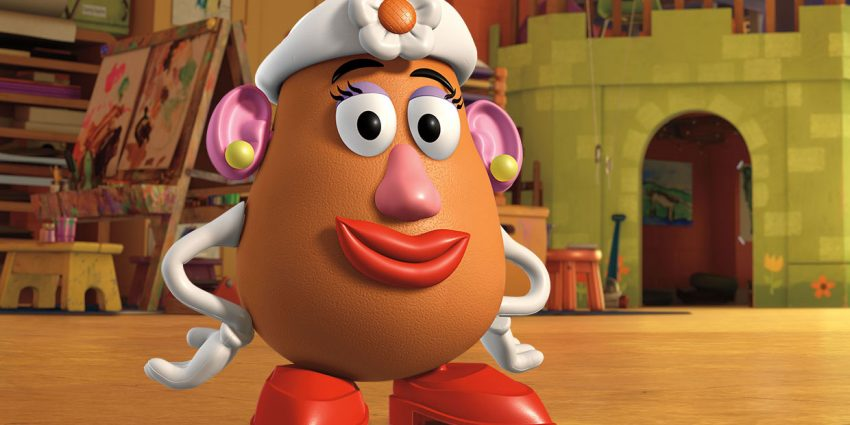 Toy Story 2 Disney Bounding - Mrs. Potato Head