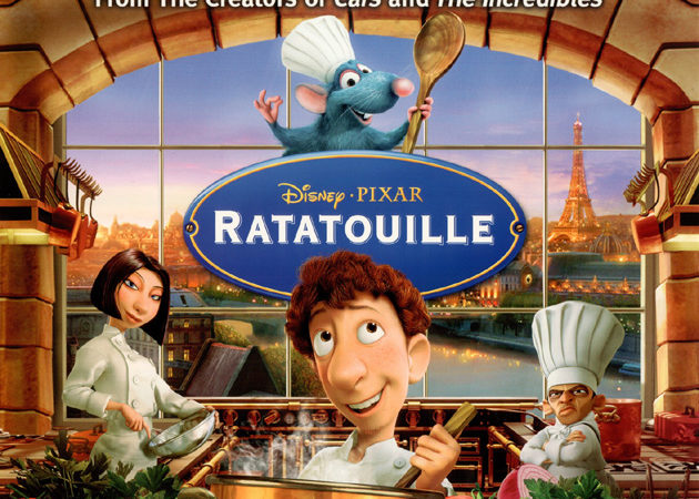 Ratatouille Disney Bounding – Remy