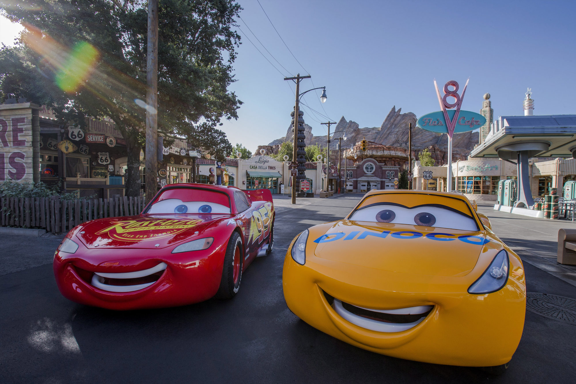 Cars 2 Disney Bounding Characters They Call Me T
